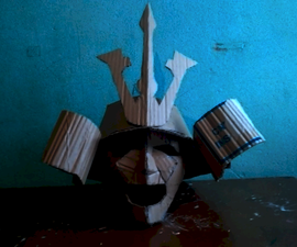Japanese Samurai Helmet