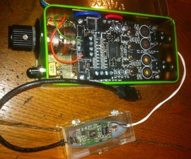 USB Stereo Amplifier On-The-Cheap (<$25) from Broken Headset