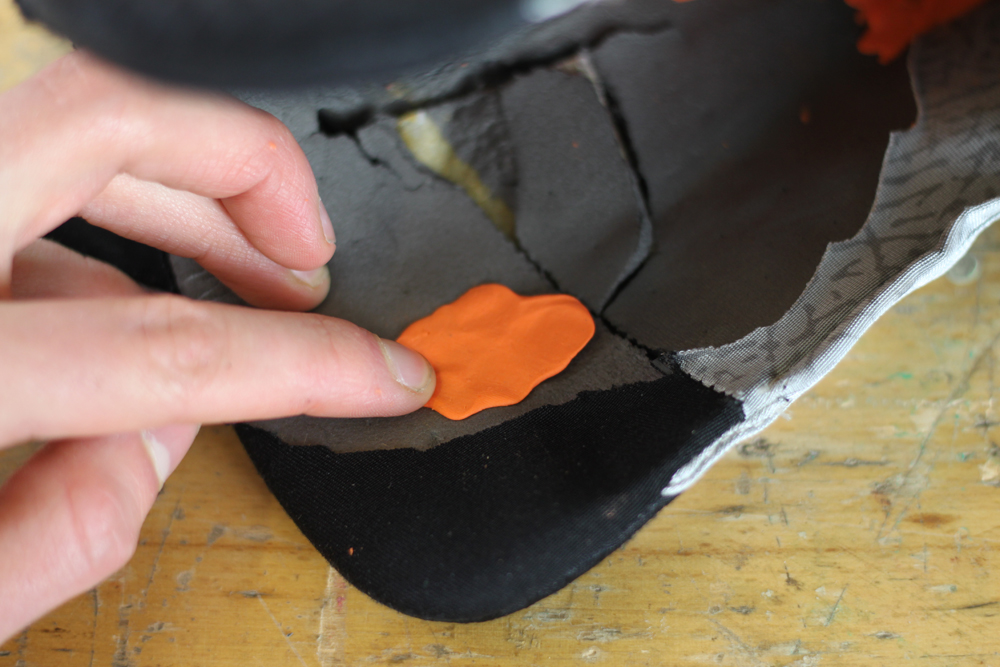 Picture of Sugru Lining