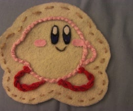 E-Z: Kirby's Epic Yarn Plush