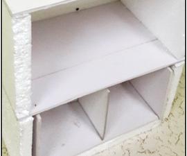 Smart Refrigerator Modular Tray