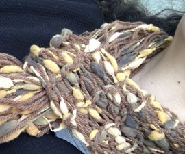 Not the Average Scarf - Best First Knitting Project