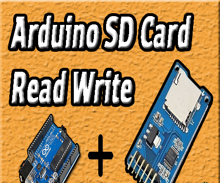 How to Read and Write SD Cards With the Arduino Uno | Arduino Sd Card Tutorial