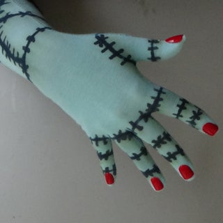 Make Gloves for Yourself
