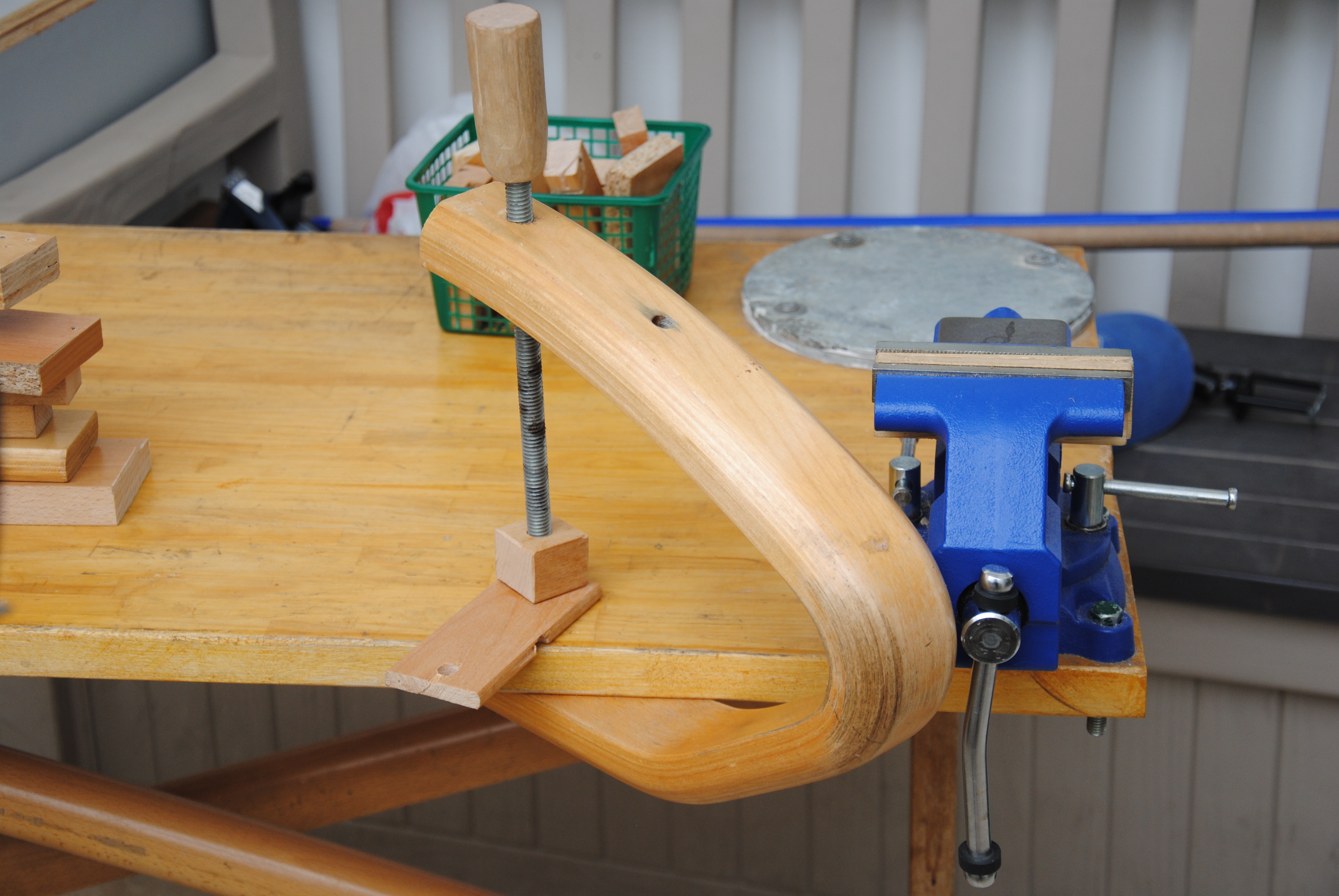 Picture of Make the Clamp Pad