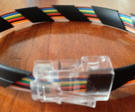 Awesome Console Cable Bracelet
