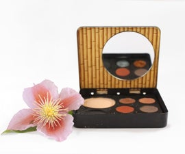 The Festival Face Factory - an all-in-one Makeup Kit