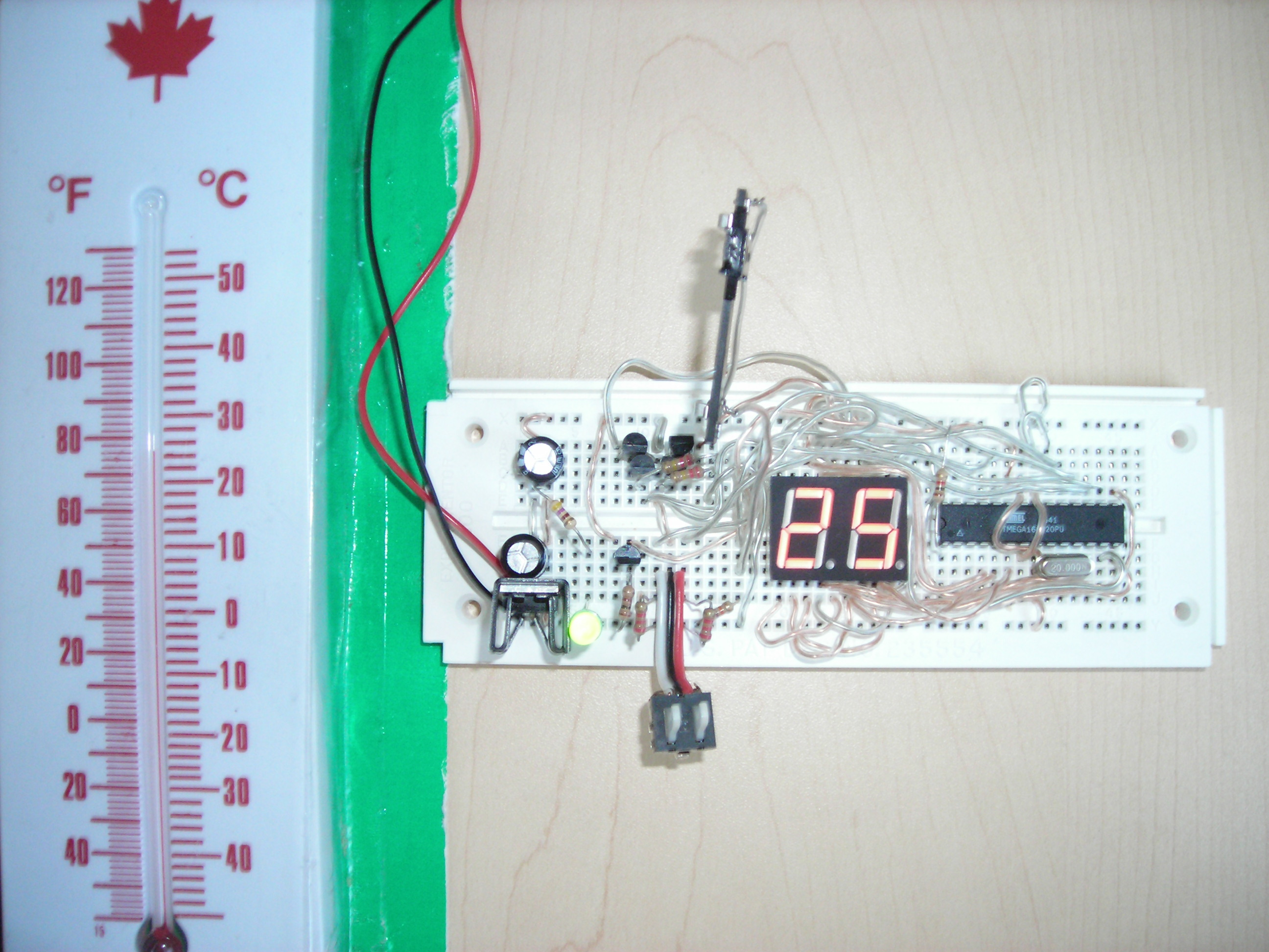 Picture of Calibrate the Thermistor