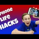 5 IPhone Life Hacks