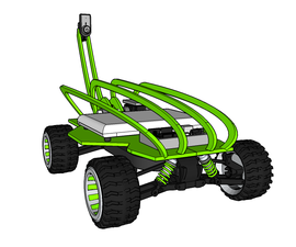 Mobile Earth Rover One - 3.5G Exploration