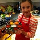 'Multiple Choice' Taco night with Sophia!