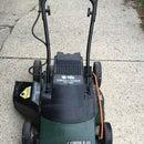 Black & Decker Mower Wheel Repair
