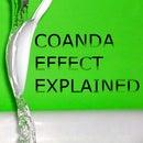Coanda effect - experiment, 3D printed model, explaination.