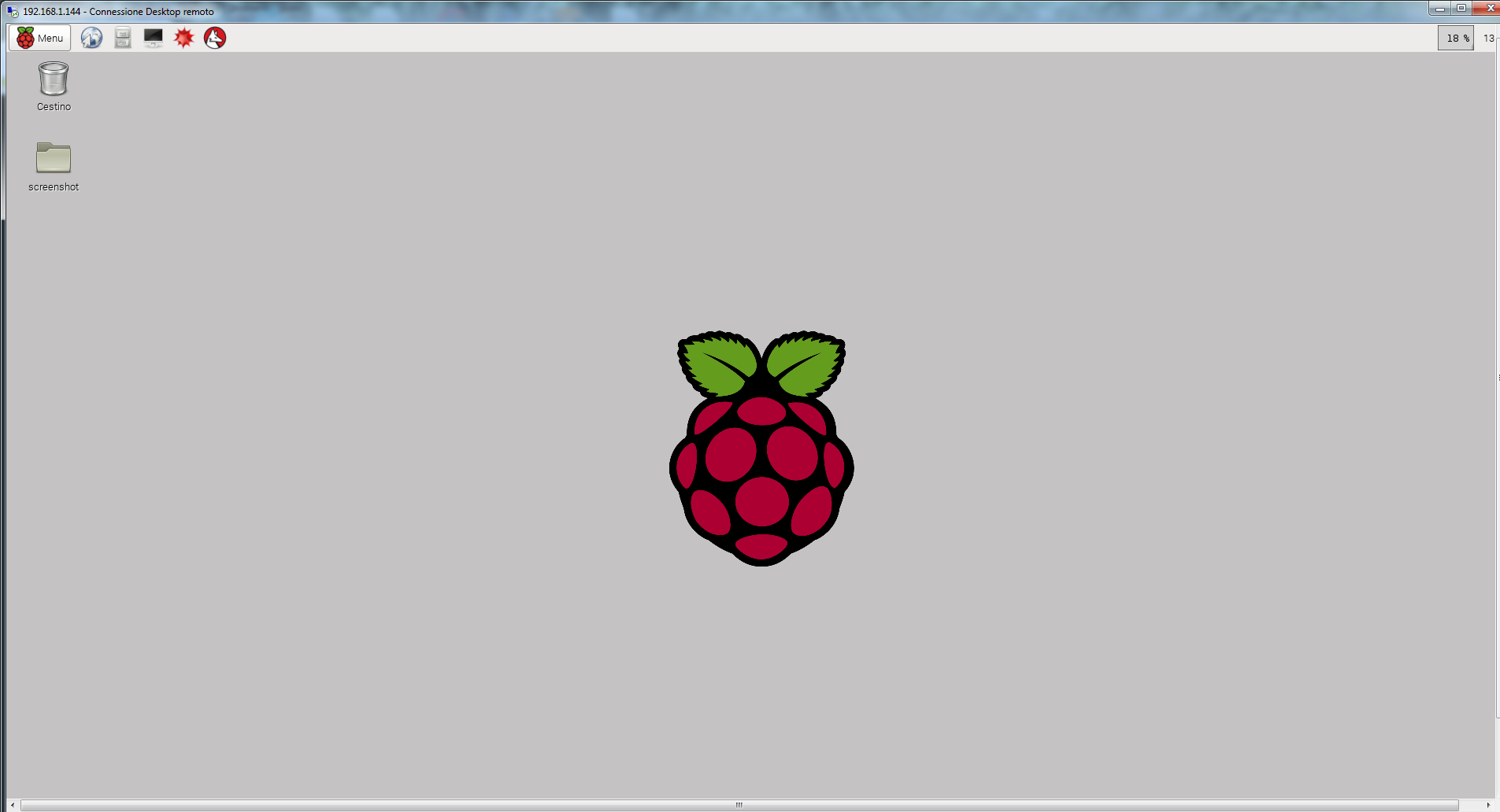 Picture of Connect to the Pi