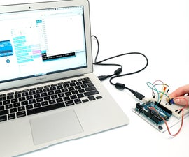 Arduino Serial Monitor in Tinkercad