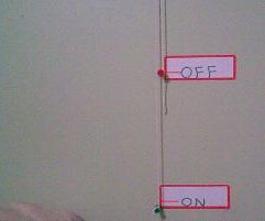 How to Turn Lights on or Off From Bed