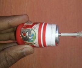 Make a Mini Powefull Drill Machine