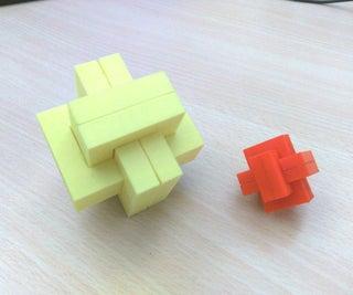 3D Printing Acacia Lock