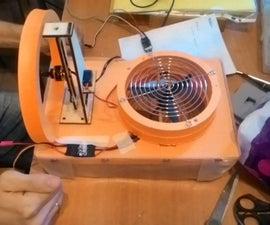 HoverCraft Fablab61