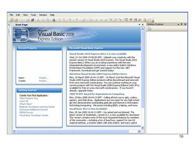 Installing/Running the Visual Basic Code on Your PC