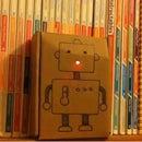 Temperature Recording Arduino Robot