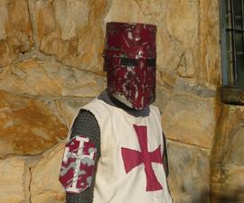 Assassin's Creed Templar Knight Helmet