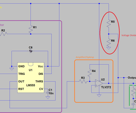 How to Design a Square or Triangle Wave Oscillator from a 555-Timer Integrated Circuit