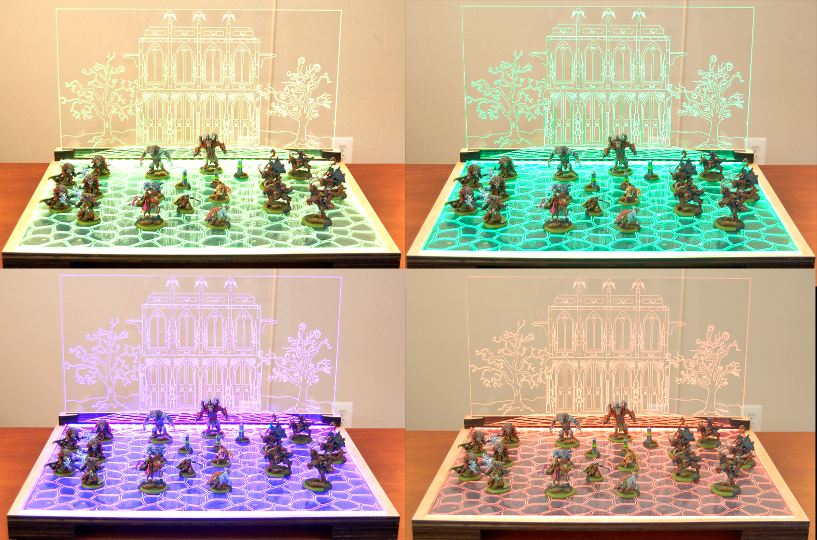 Picture of Arrange Your Models! and Watch the Video...