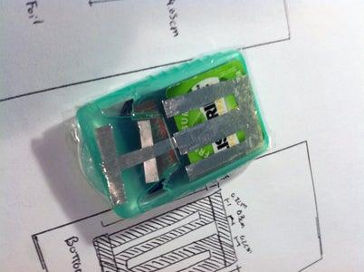 MINI ESD SD CARD CASE