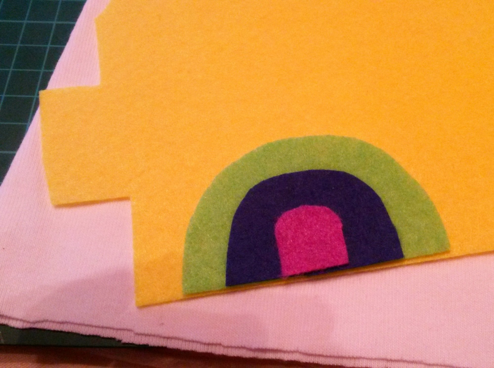Picture of Page Five - Let's Make a Rainbow!