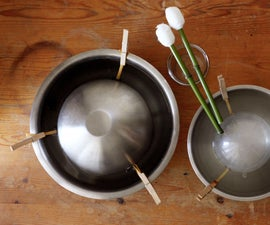 Making a Water Drum