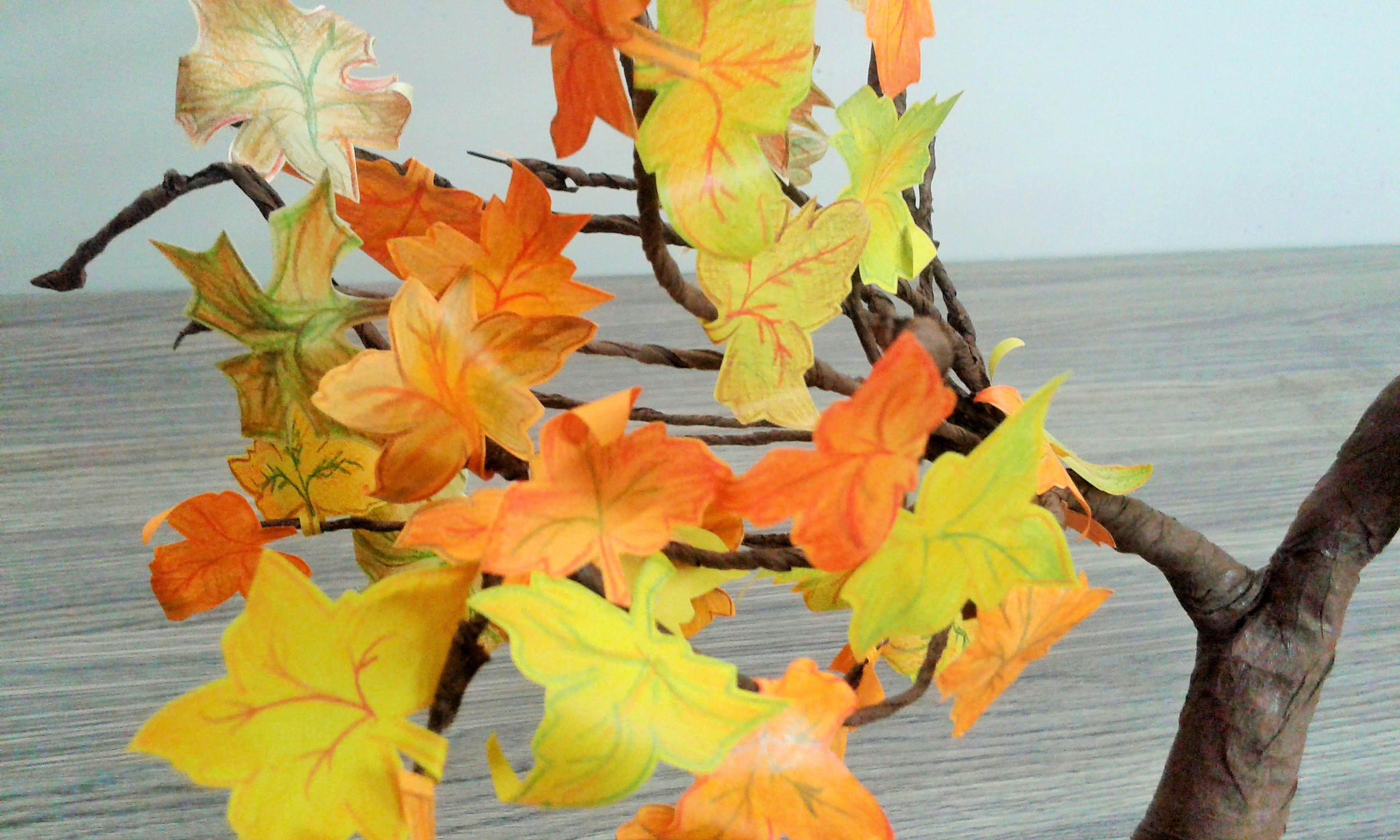 Picture of Making the Autumn Leaves
