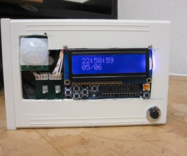 Sleep Cycle Alarm Clock with Motion Sensor