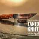Knife Making-Tanto Knife