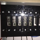 Raspberry Cluster - Part I - Mounting Rack