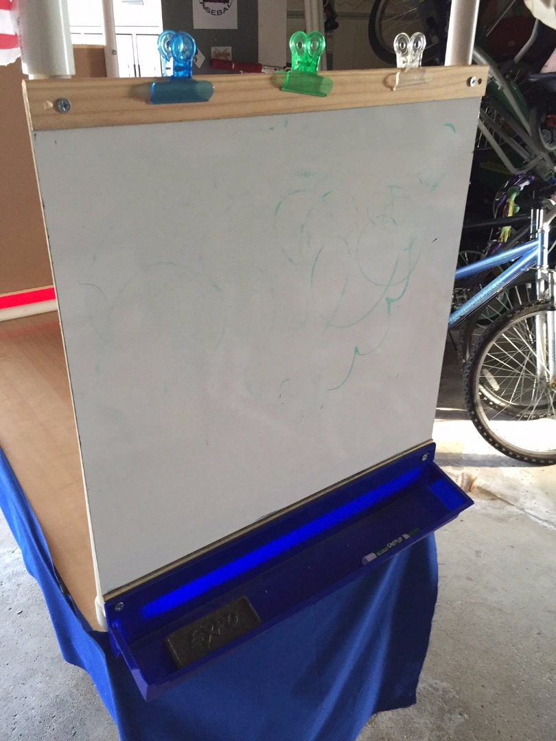 Picture of Dry Erase Board