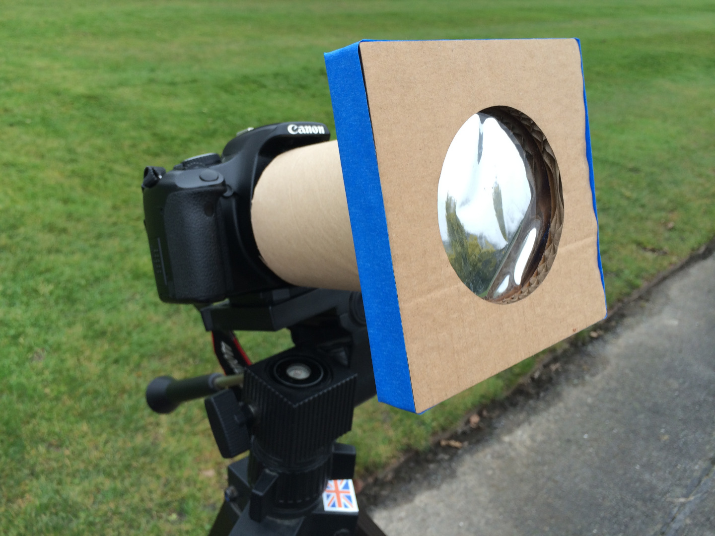 Picture of DIY Solar Eclipse Viewers