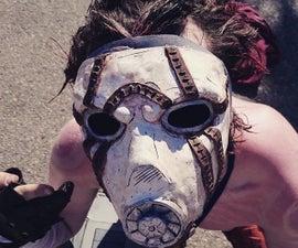 How to make a Borderlands Psycho mask: