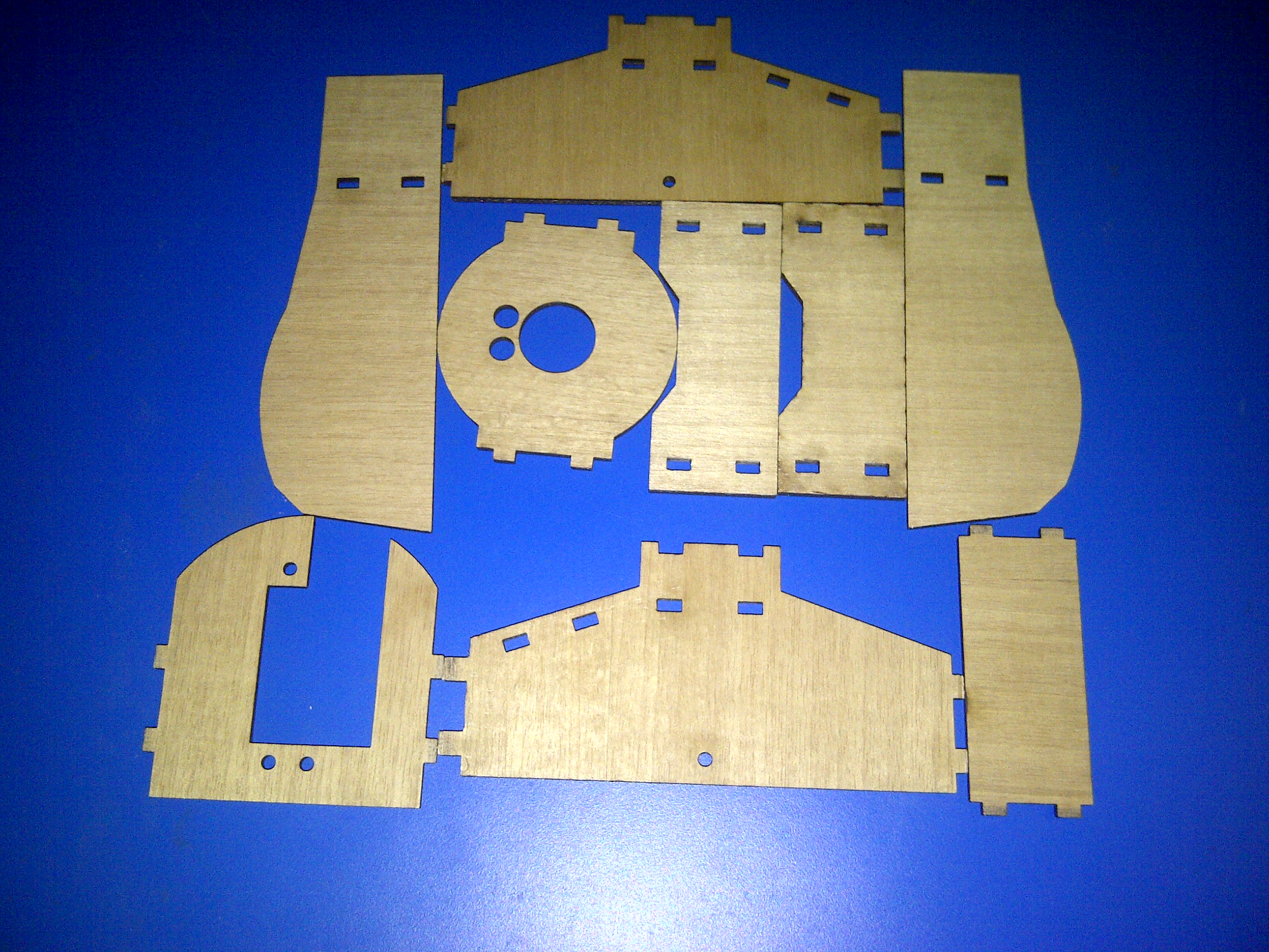 Picture of Assemble the Base.