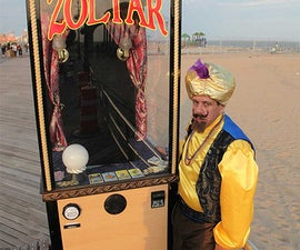 Zoltar Speaks - The Instructable