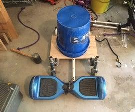 Hoverboard Car