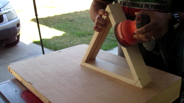 Picture of Sanding Time