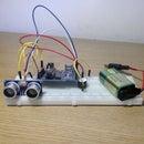 How to Make an Arduino Ultra-Sound Car Parking Sensor