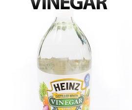 5 Vinegar Mysteries Solved!