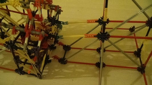 Assemble the Ball Dispenser Tower With the Catapult