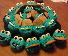Cookie Monster family