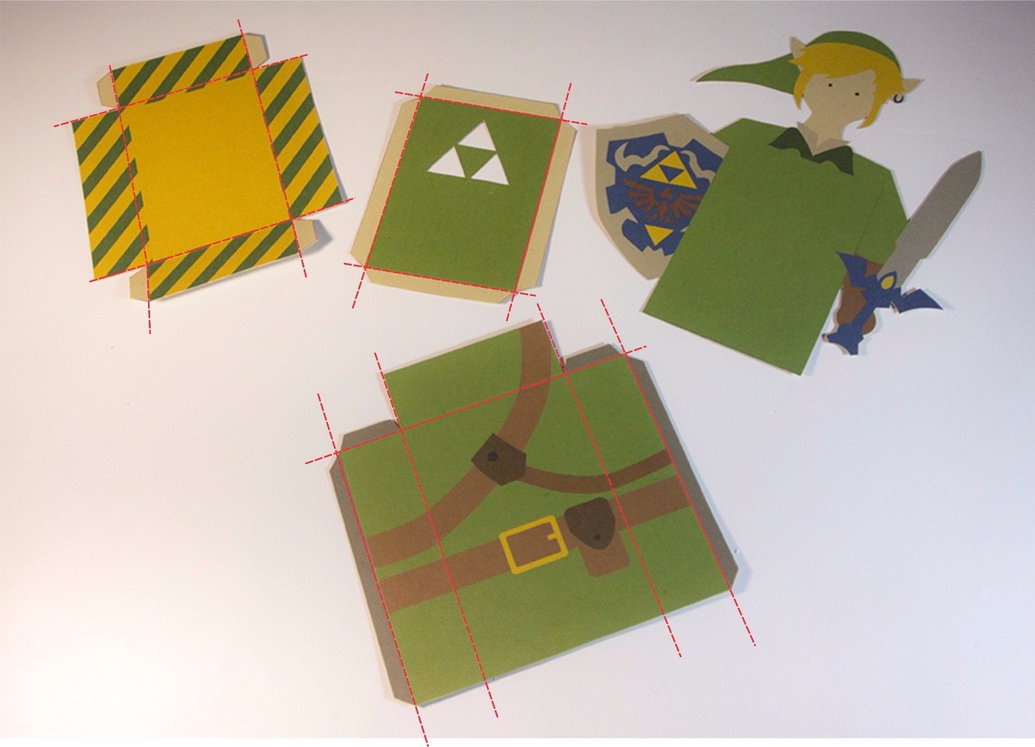 Picture of Score and Fold