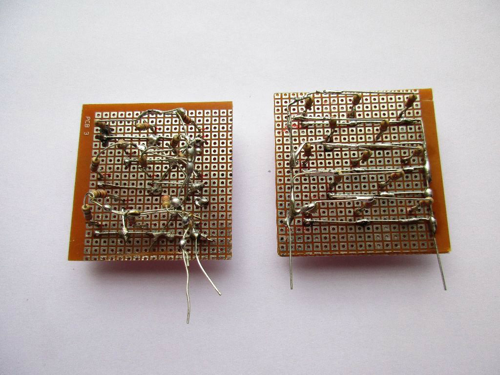 Picture of Soldering LEDs (Anode)