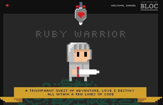Picture of Ruby Warrior Solutions 1-4