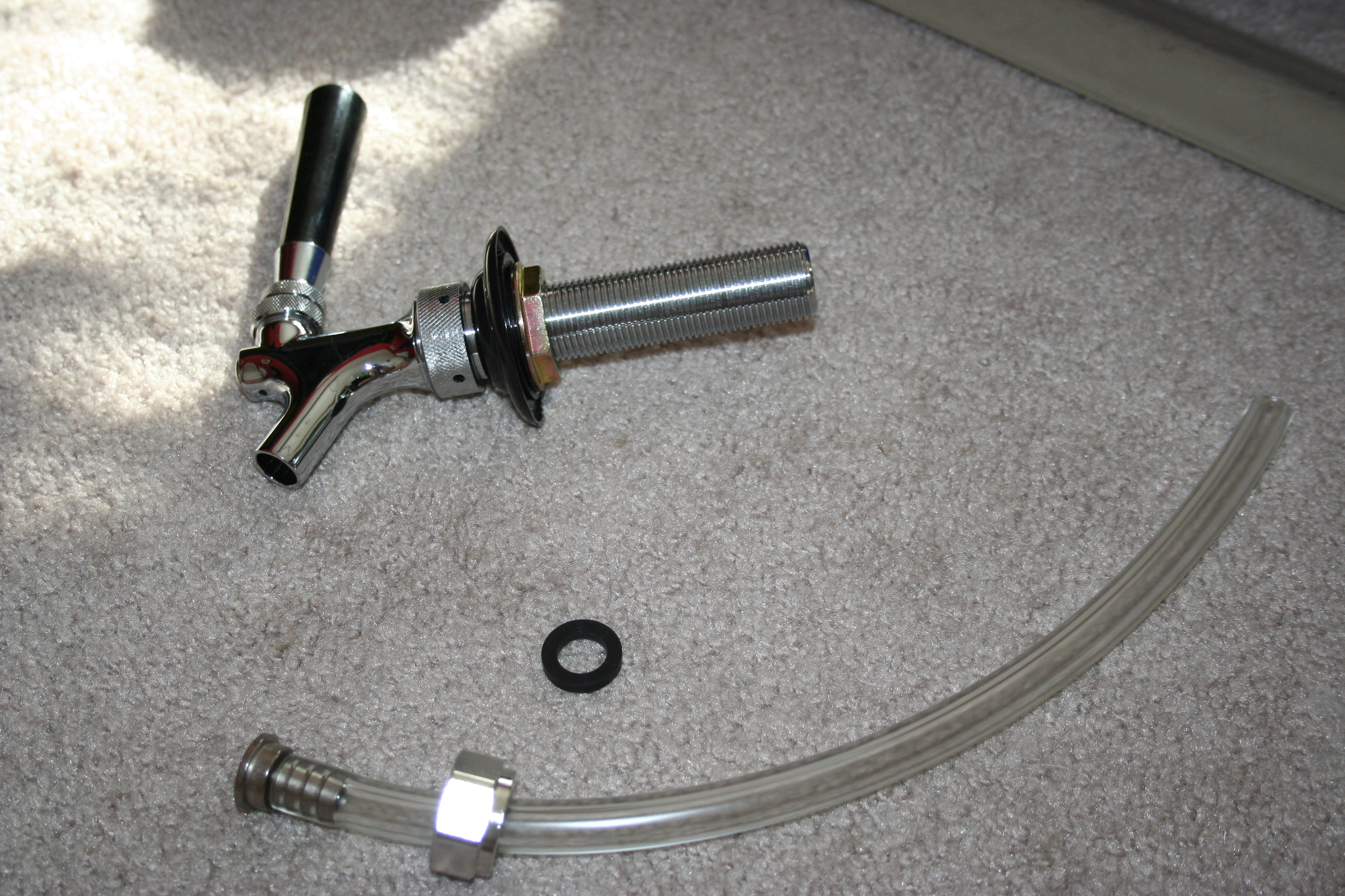Picture of Assemble Parts and Yer Tools!
